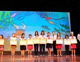 Đà Nẵng: Trao giải cuộc thi viết, vẽ tranh về bảo vệ môi trường