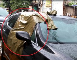 Nghi án đập kính ô tô Lexus, lấy trộm gần 5 tỉ đồng giữa ban ngày