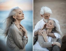 Bộ ảnh khắc họa vẻ đẹp tình yêu của tuổi già gây sửng sốt