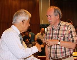 """Nhiều nhà khoa học luận bàn cùng giáo sư Nobel Vật lý về """"Khám phá vũ trụ tối"""""""