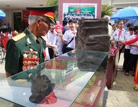 Lá thư của người con liệt sĩ gửi về mẹ Việt Nam anh hùng