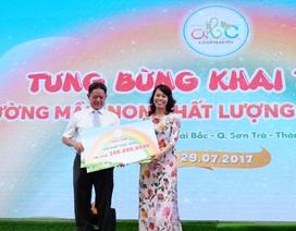 Đà Nẵng: Trao 100 suất học bổng hỗ trợ học sinh nghèo vượt khó