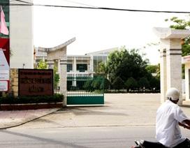 Thanh tra kết luận nhiều sai phạm của Hiệu trưởng Trường CĐ Nghề Quảng Nam