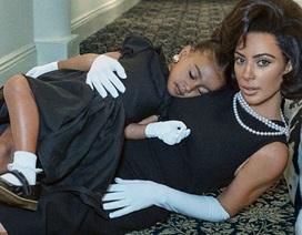 Kim Kardashian gây tranh cãi khi hóa thân thành phu nhân Kennedy