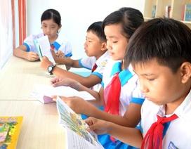 """Biến container thành thư viện """"5 sao"""" cho học sinh"""