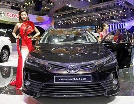 Toyota Altis mới có giá bán 702 - 936 triệu đồng