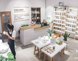 """Mỹ phẩm thiên nhiên Việt cạnh tranh """"lớn"""" với các thương hiệu quốc tế"""
