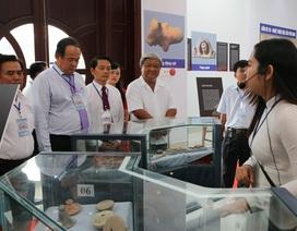 Trưng bày gần 1.000 hiện vật Gốm Óc Eo Nam Bộ