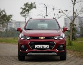 Chevrolet Trax đột ngột giảm giá gần trăm triệu đồng