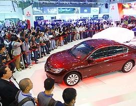 Dấu chấm hết cho mảng nhập khẩu ôtô cũ?