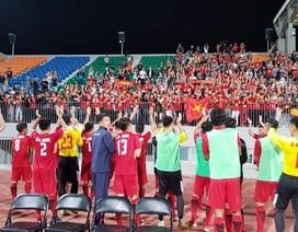 U19 Việt Nam toàn thắng ở vòng loại châu Á