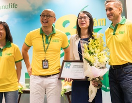 Một ngày làm CEO tại Manulife Việt Nam