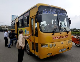 """Nguy cơ xe buýt Quảng Nam bị """"khai tử"""" vì Đà Nẵng không cho vào nội thành"""