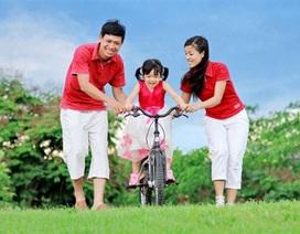 Dạy con về tình thân qua những bức ảnh gia đình