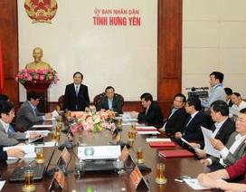 Bộ trưởng Phùng Xuân Nhạ: Hưng Yên cần lưu ý quy hoạch các khu đại học theo hướng mở