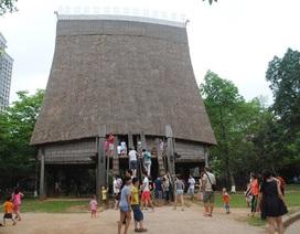 Bảo tàng Dân tộc học Việt Nam nhận danh hiệu điểm tham quan hàng đầu Việt Nam