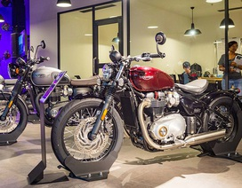 Triumph Motorcycles chính thức có mặt tại Việt Nam