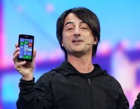 """Microsoft thừa nhận """"khai tử"""" tham vọng tấn công thị trường di động"""
