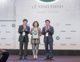 PNJ tiếp tục vinh doanh Top 50 công ty niêm yết tốt nhất Việt Nam
