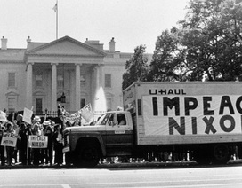 Vụ bê bối khiến Richard Nixon phải rời Nhà Trắng