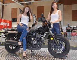 Trước khi về Việt Nam, Honda Rebel có giá 7.400 USD tại Malaysia