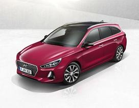 Hyundai i30 Wagon thế hệ mới - Thực dụng hơn