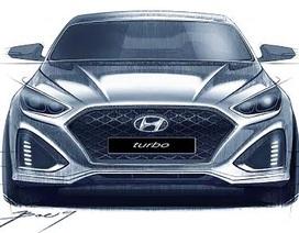 Hyundai hé lộ thiết kế Sonata phiên bản nâng cấp
