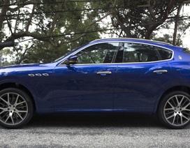 Gặp khó với thị trường Trung Quốc, Maserati ngừng sản xuất mẫu Levante