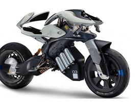 Yamaha hé lộ công nghệ xe điện mới tại Tokyo Motor Show