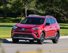 Toyota tăng cường SUV cho thị trường Mỹ, xe con cho Đông Nam Á