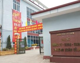 """Hà Nội: Đang xử lý vụ chủ tịch phường buông lỏng quản lý, nhà sai phép """"mọc như nấm"""""""