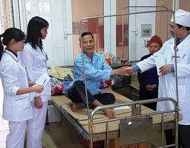 Thanh Hóa: Gần 300 người ăn Tết ở bệnh viện