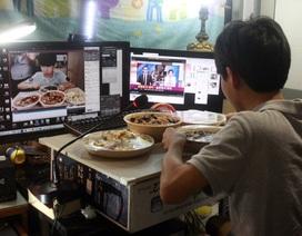 Kiếm 30 triệu mỗi đêm ở Hàn Quốc từ việc chỉ ăn và... ăn