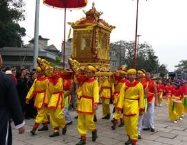 """""""Lễ hội đền Cửa Ông"""" được công nhận là Di sản văn hóa phi vật thể Quốc gia"""