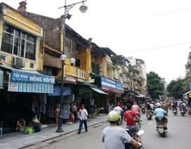 Nhà phố cổ tăng giá đột biến: 15 m2 ăn tiêu cả đời