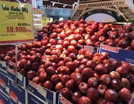 Táo Úc, táo Mỹ 40 ngàn đồng/kg: Rẻ như rau chợ, tin được không