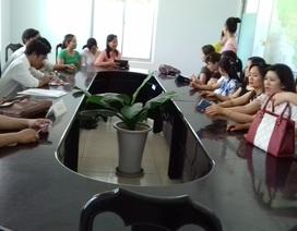 Giáo viên hợp đồng có nguy cơ mất việc: Đang tổ chức phúc khảo