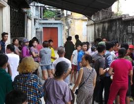 Hà Nội: Nghi án bé trai 33 ngày tuổi bị dìm chết trong chậu nước