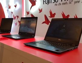 Fujitsu trình làng loạt máy tính cao cấp mới tại Việt Nam
