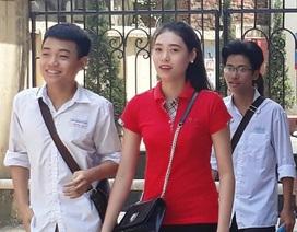 Thanh Hóa: 3 thí sinh đạt 30/30 điểm các môn xét tuyển đại học