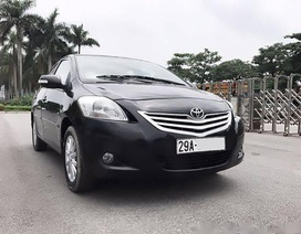 400 triệu đồng nên mua Toyota Vios cũ hay tìm mua xe mới nhỏ hơn?