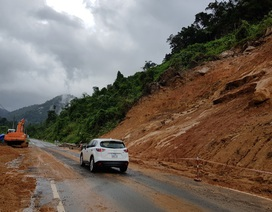 Cảnh báo hạn chế lưu thông trên tuyến đèo nối Nha Trang - Đà Lạt