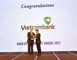 Vietcombank - Ngân hàng vì cộng đồng