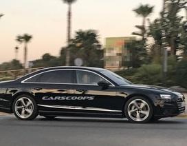 Audi A8 thế hệ mới chuẩn bị trình làng