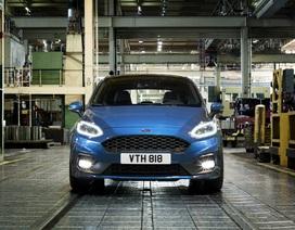 """Ford Fiesta ST thế hệ mới - Nhỏ mà """"chất"""""""