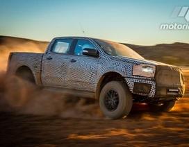 Ford Ranger Raptor 2018 chuẩn bị ra mắt thị trường ASEAN