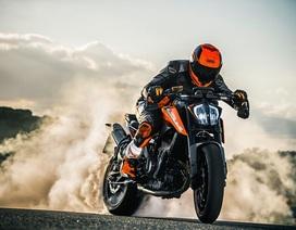 KTM ra mắt Duke 790 hoàn toàn mới