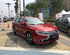 Mitsubishi Grand Lancer 2018 hướng tới thị trường châu Á