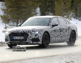 Audi A6 thế hệ mới lộ diện trên đường thử