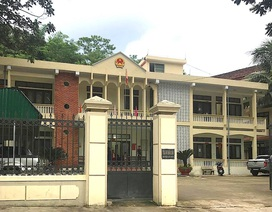 Cán bộ Tòa án huyện bị bắt vì nhận hối lộ
